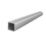Алюминиевая профильная труба АД31, Т1 50x50x2x4000