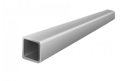 Труба профильная алюминиевая АД31Т1 20х20х2 20x20x2x6000